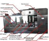 Máquina de enchimento de caixa de papelão totalmente automática Gable (BW-4000)