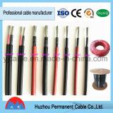 La conformité de TUV a étamé le câble solaire de picovolte de câblage cuivre/câble solaire 6mm2