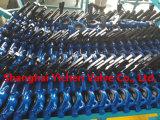 Fabrikant van China van de Vleugelklep van de Verbinding van de flens de Elektrische Zachte (D941X)