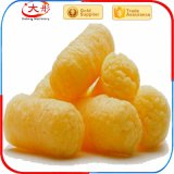 Puffed Snacks Alimentos Equipo Planta de Extrusión