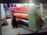 슬롯 머신을 인쇄하는 물결 모양 판지 상자 Flexo