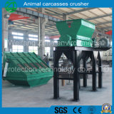 Bone / Dead Animals / Plastic Sacks Shredding Machine