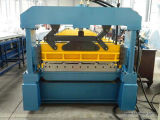 Machine à former des rouleaux de carreaux métalliques