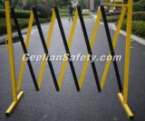 도로 안전 바퀴를 가진 강철 이동할 수 있는 직류 전기를 통한 도로 방벽