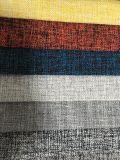 100%Polyesterロシアで普及した擬似リネンソファーファブリック