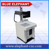 Машина маркировки лазера волокна СО2, дешевая печатная машина лазера 3D