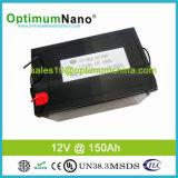 深いCycle 12V 150ah LiFePO4 Solar Battery