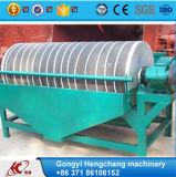 L'exploitation minière Séparateur magnétique humide de la machine pour le minerai de fer de la valorisation