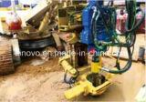 De model SM1800 Volledige hydraulische installatie van de kruippakje multifunctionele roterende boring