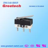 Subminiature Micro- die Schakelaar in Muis en Elektrische Nietmachine wordt gebruikt