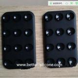 Hot Sale double face, téléphone cellulaire Meunier en caoutchouc de silicone