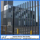 Puder Coted Stahlpalisade-Sicherheits-Fechten