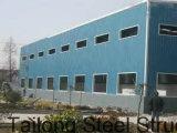 Edificio ligero de la alameda de compras de la estructura de acero de la alta calidad