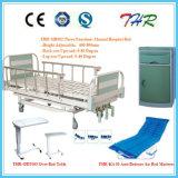 Руководство по эксплуатации Three-Crank больничной койки (после порога - MB002)