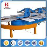 Automatische ovale Textilbildschirm-Drucken-Maschine