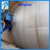 Stahlrohr-Granaliengebläse-Maschine/Stahlrohr-Oberflächen-Reinigungs-Maschine/Rost, der Gerät entfernt