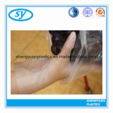 Sicherheit Wegwerfplastik-PET Handschuhe für Nahrung