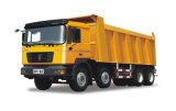 Le meilleur camion à benne basculante de Shacman F3000 8X4 380HP des prix
