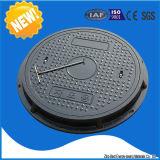 En124 A100 Waterproof Anti-Fall Net Tank BMC Manhole Cover