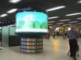 P7.62mm dell'interno che fa pubblicità intorno allo schermo del video del LED