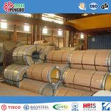 Bobina galvanizada del acero inoxidable 304 con el IOS del SGS
