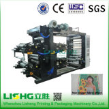 Ytb-4600 Machines van de Druk van Flexo van de geavanceerd technische de Plastic PE Film