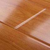 Pavimento em laminado de madeira de superfície de cristal de qualidade superior de 8 mm