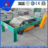 Dispositivo di rimozione/separatore magnetici permanenti d'acciaio del ferro della cinghia corazzata di pulizia automatica di Rcyk per la fabbrica d'acciaio