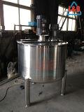 Réservoir de mélange de boissons en acier inoxydable