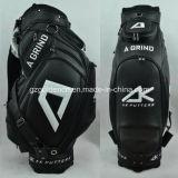 Мешки гольфа PU оптового высокого качества изготовленный на заказ Handmade кожаный выполненные на заказ