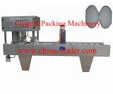 Máquina de relleno del lacre del rectángulo automático del deshumidificador