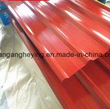 SGCC heißes eingetauchtes Gi/PPGI Stahldach/Blatt mit Width750-1000mm (BC)