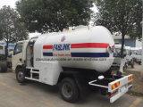 5.5 M3 5.5 Cbm LPG 트럭 트럭 5500 리터 LPG 분배기 Refueling