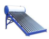 Riscaldatore di acqua calda solare evacuato del sistema a energia solare del tubo di pressione bassa