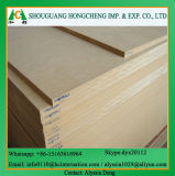 E2 Grade 1220*2440mm MDF van Poplar Plain voor Furniture