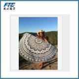 卸し売りカスタム大きく標準的な円形の綿のビーチタオル