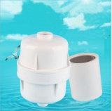 Bio Baño Ducha Filtro con Kdf y carbono combinado a Wippe de productos químicos, así como los metales pesados con eficacia