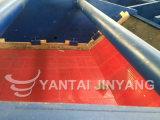 Ecran vibratoire linéaire à l'aide d'un fil de lavage de sable