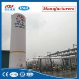 10000L液体窒素の貯蔵タンク