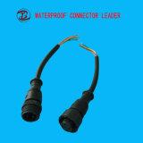 Разъем 5 Pin провода низкого напряжения тока электрический водоустойчивый