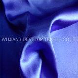 Women Clothes (DCS532)のためのSGS Polyester Satin Fabric