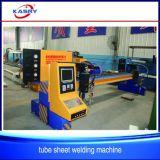 CNC van het Metaal van China de Scherpe Machine van het Plasma voor Ronde Pijp