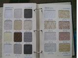 Стекло по-разному конструкций прокатанное с тканью для вашего выбора