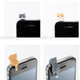 Prise de poussière de téléphone Hot Cat Shape (MDP106)