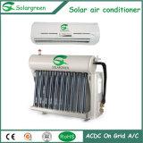 L'hybride d'Acdc sur le réseau sauvegardent le climatiseur 12000BTU solaire de 90%