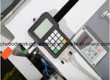 Machine de gravure de découpage de commande numérique par ordinateur de haute précision de machine de gravure de travail du bois de précision de couteau de commande numérique par ordinateur