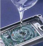 Silicone dedicato per l'adesivo di impregnazione della gomma di silicone di impregnazione RTV2 delle componenti di elettronica (CS-9806C)