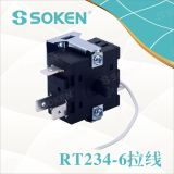 7 Positions-Drehschalter für Ventilator (RT234-6)