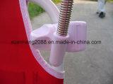 Tubo d'acciaio del metallo esterno della mobilia con la presidenza di campeggio piegante della spiaggia del poliestere 600d