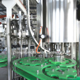 Máquina de embotellado de cristal de la buena calidad para el agua carbónica